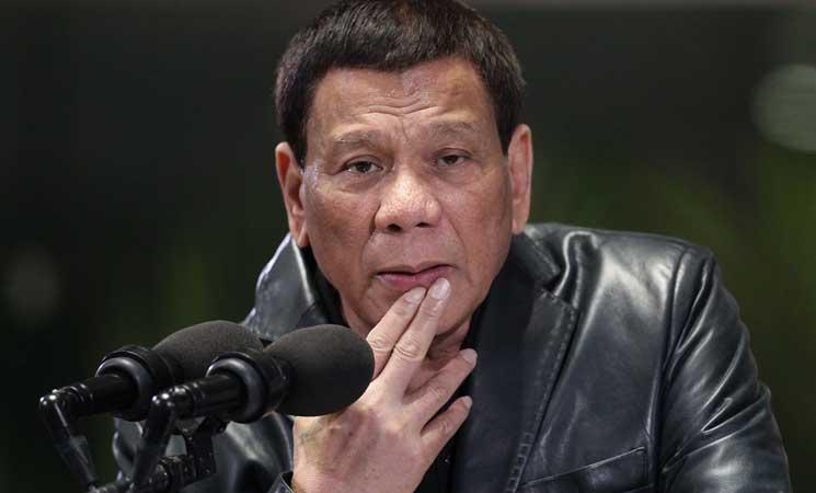 """الرئيس الفلبيني لخبير حقوقي في الأمم المتحدة: """"اذهب للجحيم"""""""