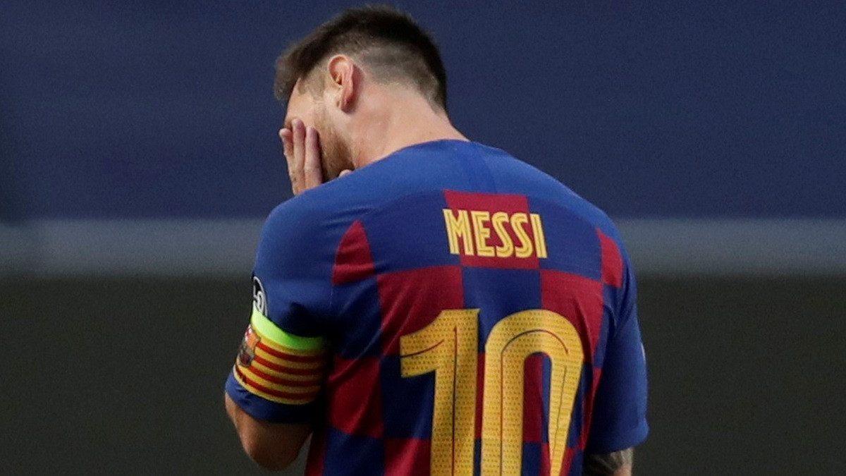 قرار برشلونة النهائي بشأن مستقبل ميسي