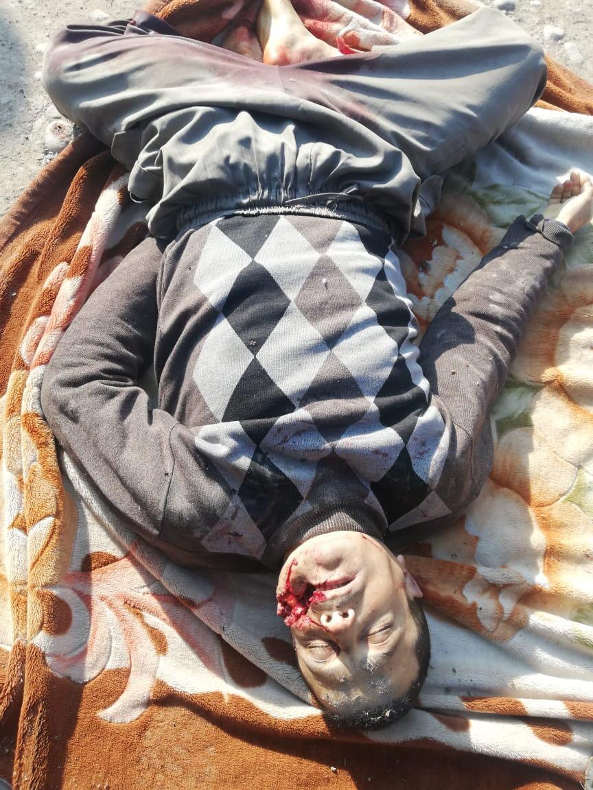 مقتل الإرهابي ميزر الجوالي بعمليه متقنه داخل كركوك  ..  شاهده مقتولا