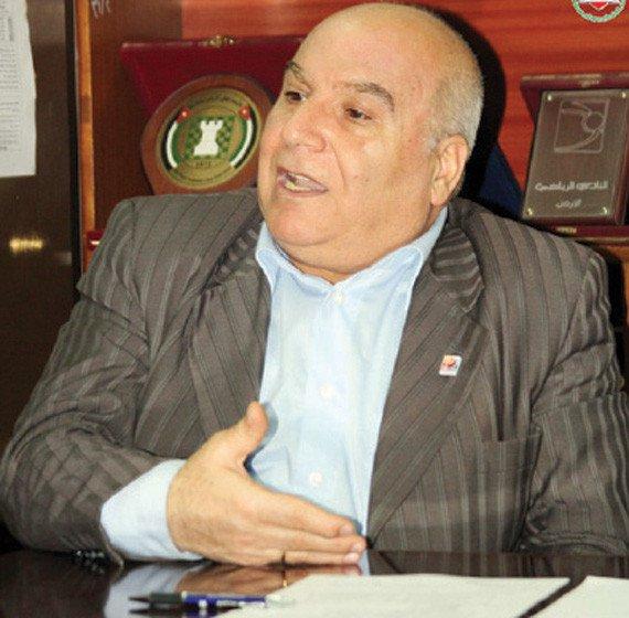 فاخوري يصل الى بغداد اليوم لمراقبة انتخابات اتحاد الكرة