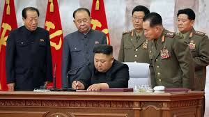 كوريا الشمالية تحرق مسؤولاً كورياً جنوبياً لجأ إليها