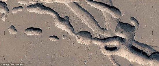 مخرج فنلندى يبتكر فيديو 3D يستعرض سطح المريخ