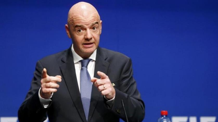 رئيس الفيفا يعزي العراق برحيل الأسطورة أحمد راضي
