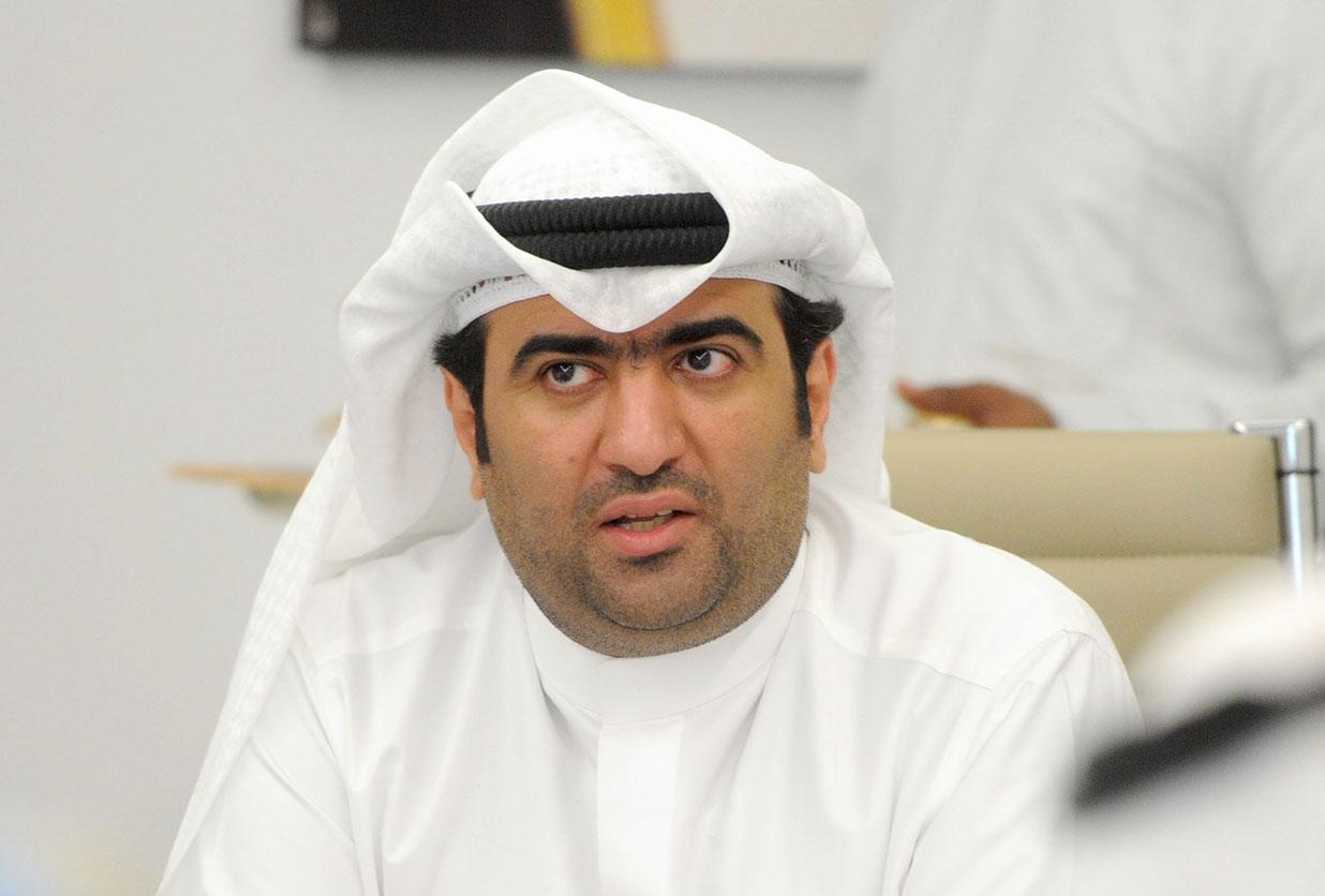 وزير التجارة الكويتي يصل العراق في زيارة رسمية