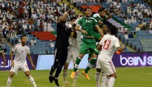 المنتخب العراقي يخسر وديا أمام نظيره الاماراتي استعدادا لخليجي 23