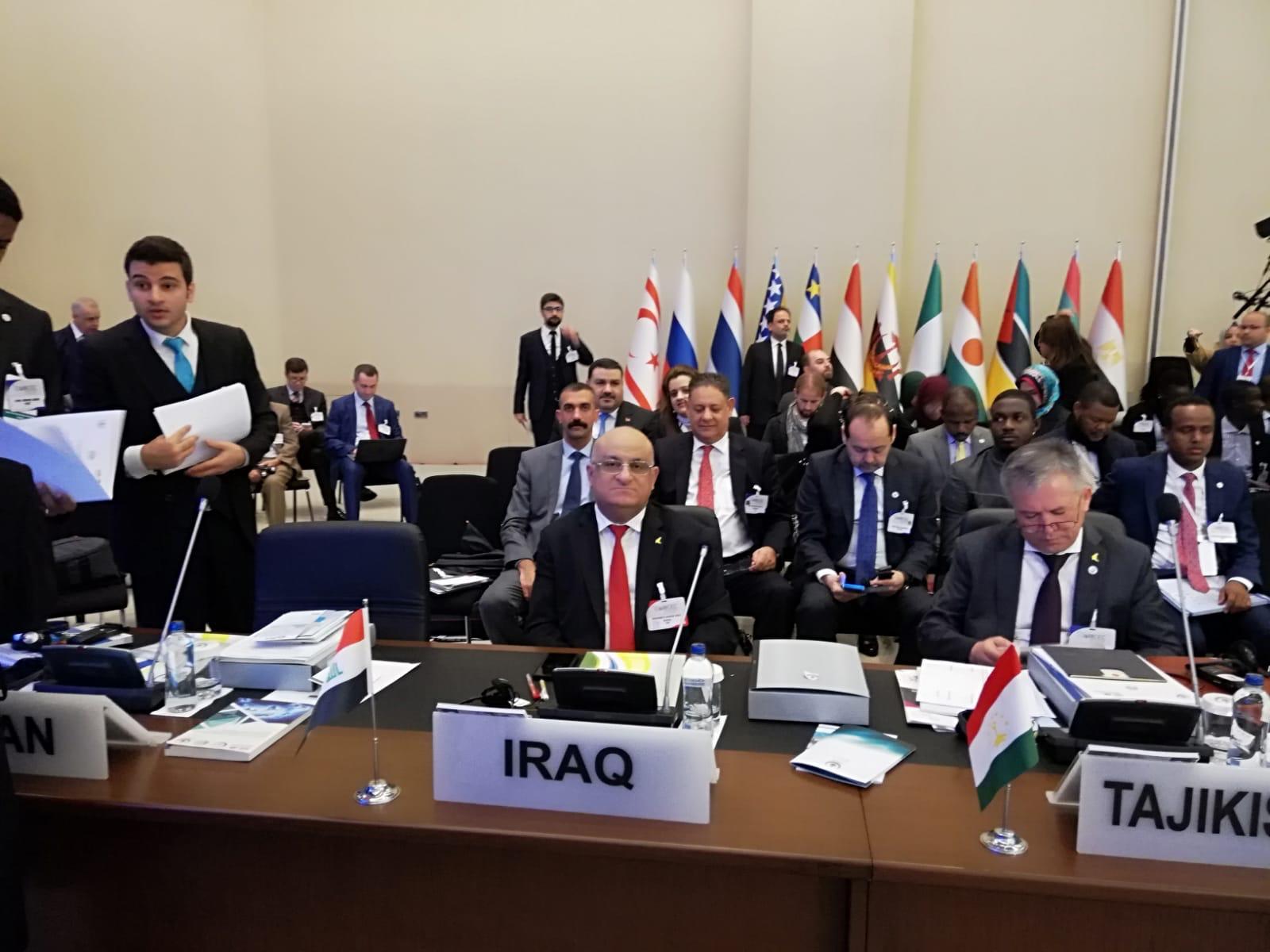 بمشاركة وزير التجارة .. بدء أعمال الجلسة الوزارية الـ ٣٤ للكومسيك في اسطنبول