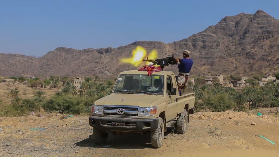 الجيش اليمني يسيطر على جبل العويد الاستراتيجي غرب تعز