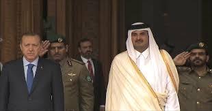 أردوغان يصل الى الدوحة في اختتام الجولة الخليجية