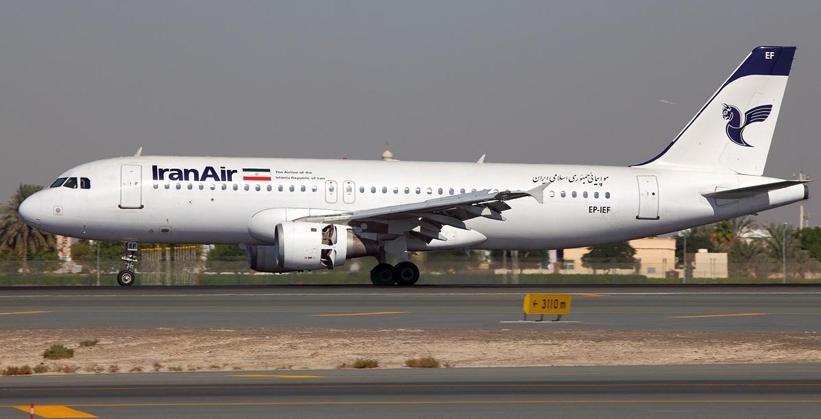 سقوط طائرة ايرانية في اصفهان يودي بعشرات الضحايا
