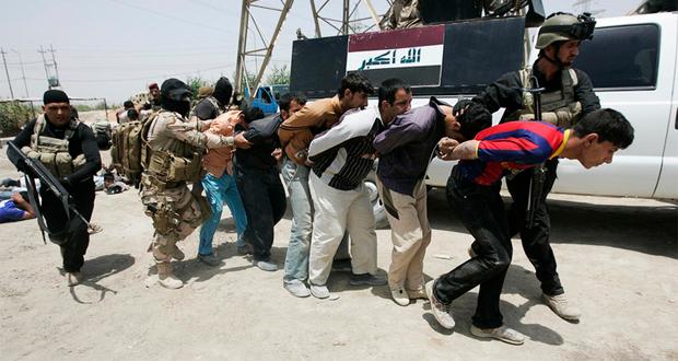 بينهم العشرات من مرتكبي جرائم القتل والدكة العشائرية ..  اعتقال 224 متهما بميسان خلال الايام الماضية