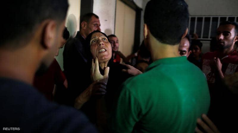 الجيش الإسرائيلي يقتل فلسطينيين بمظاهرات شرقي غزة