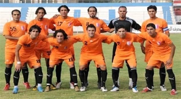 افتتاح ملعب نادي الكهرباء الرياضي في منطقة الامين الثانية شرقي بغداد