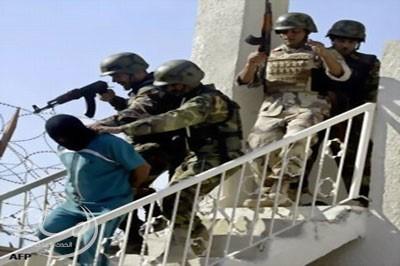 اعتقال قيادي بارز في داعش بكمين غربي الانبار