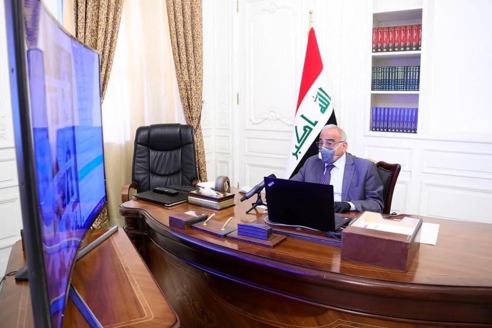 عبد المهدي يترأس الاجتماع التشاوري الخاص بعودة العراقيين في الخارج ويصدر عدة قرارات