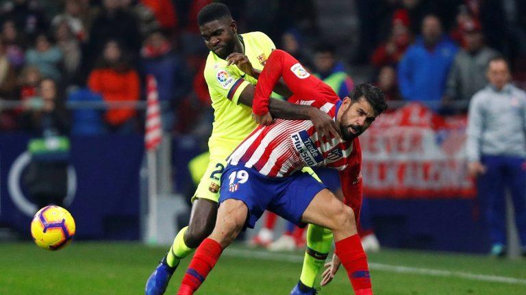 كوستا يعلن تمرده على أتلتيكو مدريد ..  هذا ما فعله