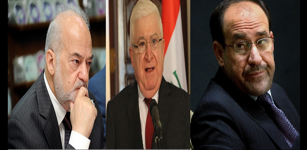 The first ministerial amendment to the Government Abadi - Maliki would resign after Eid al-Fitr