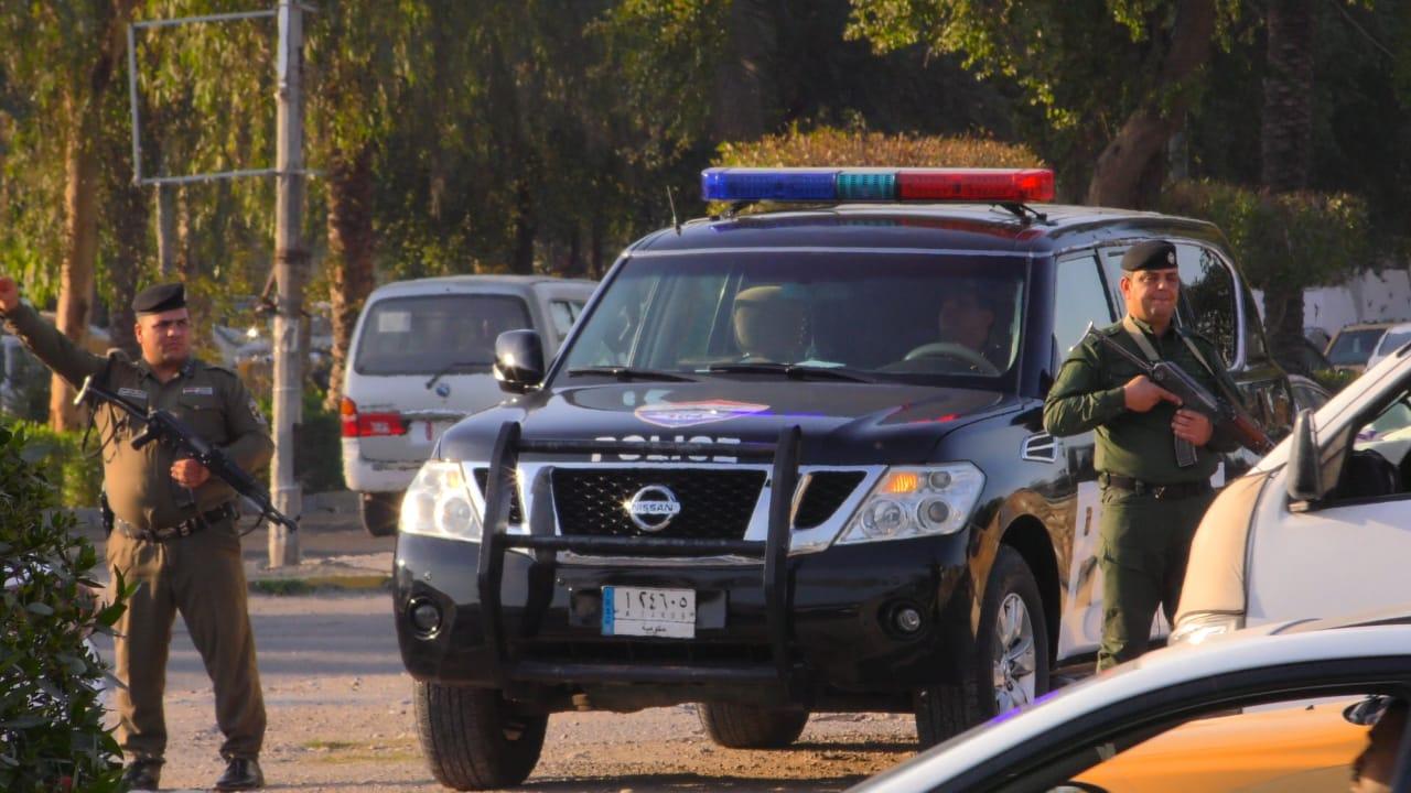 القبض على 287 شخصاً مخالفاً لتعليمات حظر التجوال في بغداد