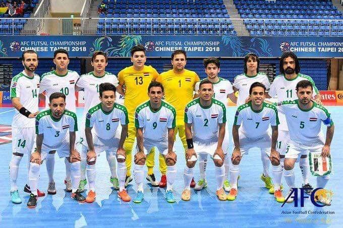 اتحاد الكرة يوافق على مشاركة منتخب الصالات في بطولة إيران الدولية الودية