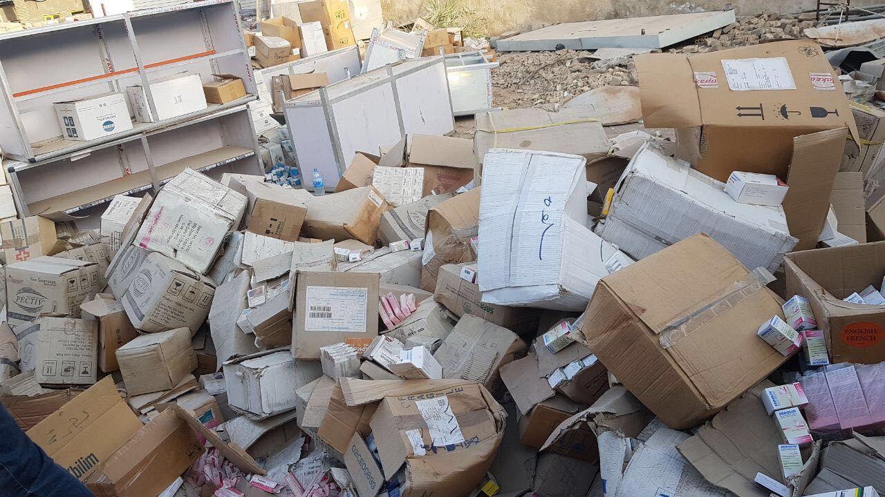 ماهي تهمة نقيب الصيادلة العراقيين؟