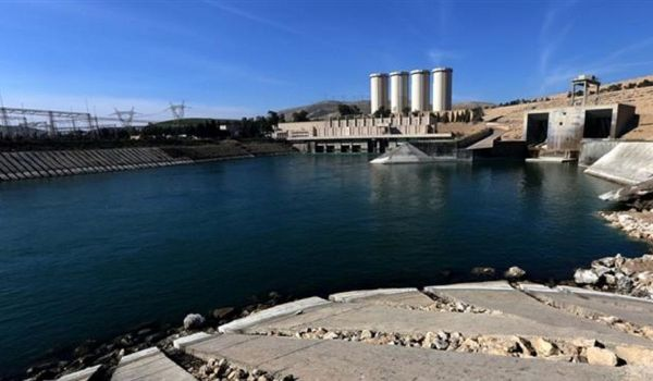 Bauer - the possibility of the collapse of the Mosul Dam is still too big
