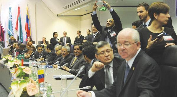 OPEC Details - closed meeting lasted 5 hours Iraq and Iran were with Venezuela front against the Saudi-led Gulf