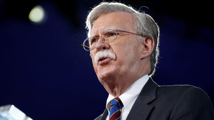 """بولتون: إيران و""""حزب الله"""" تهديد مباشر لأمن القارة الأمريكية"""