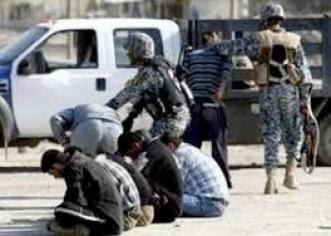 اعتقال متهمين بالمخدرات والإرهاب والدكة العشائرية في بغداد