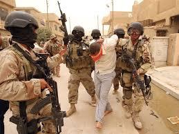 إلقاء القبض على أحد الإرهابيين في محافظة الانبار