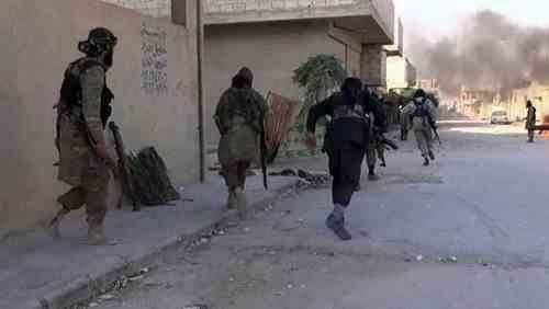 عمليات الأنبار:  عصابات داعش الإرهابية هربت من المواجهة العسكرية امام قطعات الفرقة العاشرة