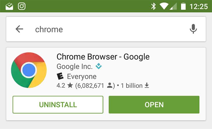 """جوجل تطلق تحديثا جديدا لتطبيق متجر """"جوجل بلاي"""" التابع لها"""