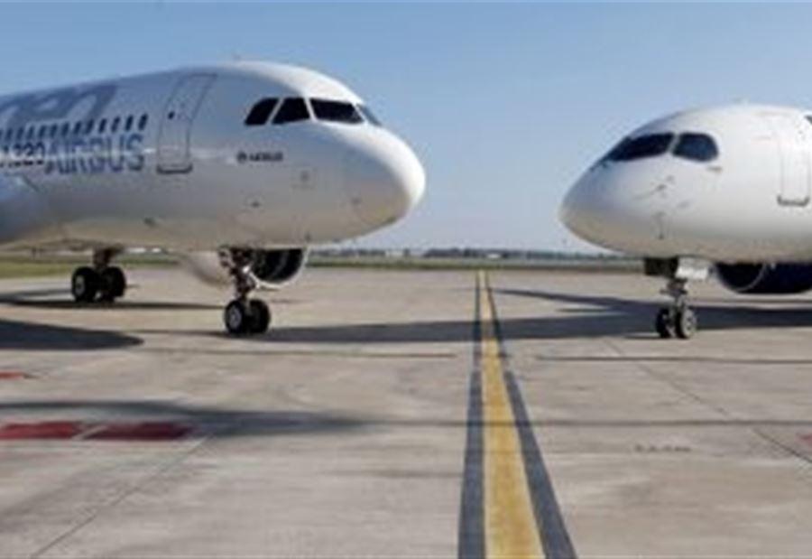 بوينج وإيرباص تقتنصان صفقات بقيمة 15 مليار دولار