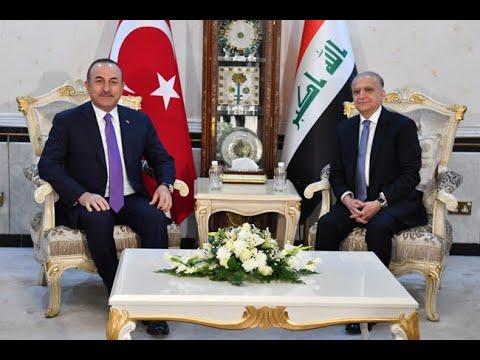 الخارجية العراقية تعزي الشعب التركي بضحايا الهزة الارضية