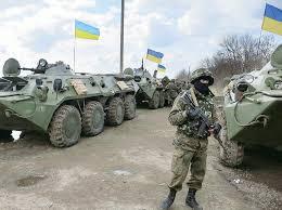 القوات الأوكرانية توثق 22 حالة قصف على مواقعها فى دونباس