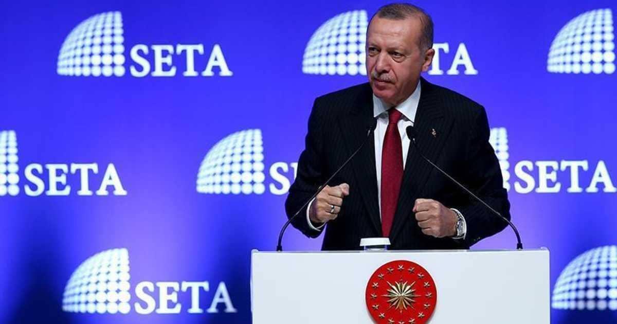 أردوغان يتحدى الولايات المتحدة.. ويهددها بسامسونغ
