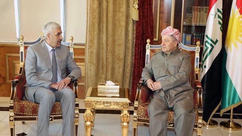 وزير الشباب في كردستان لبحث استعدادات استضافة دورة الالعاب العربية 2021