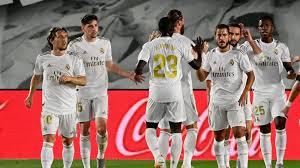ريال مدريد يعزز صدارته بثنائية في شباك الافيس