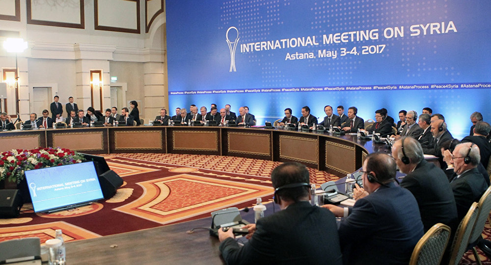 Moscow: Baghdad and Beirut are interested in a greater supervisory role in the Astana talks of the Syrian settlement Image
