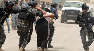 Security forces use live bullets, arrest al-Shabaab and prevent them from demonstrating in Basra Image