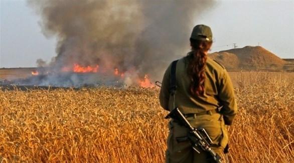 إطلاق صاروخ من غزة على إسرائيل بعد إغلاق بحر القطاع