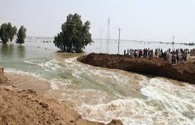 استنفار كوادر الموارد المائية في كركوكبسبب السيول