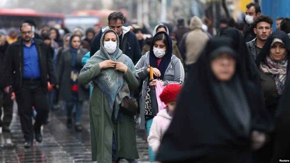 2531 اصابة جديدة بكورونا و133 وفاة في ايران