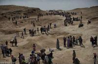 مقتل قيادي إيزيدي في معارك جبل سنجار