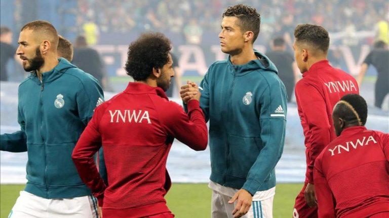 هل يكمل ميسي ومحمد صلاح مثلث الرعب في الدوري الإيطالي مع كريستيانو رونالدو؟