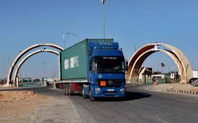 الأردن: العراق استجاب لملاحظاتنا بشأن تسهيل حركة النقل