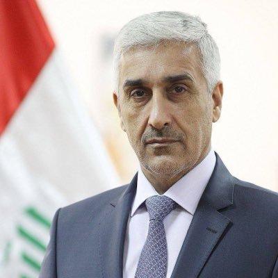 نادٍ عراقي يعزي وزير الشباب والرياضة بوفاة خاله