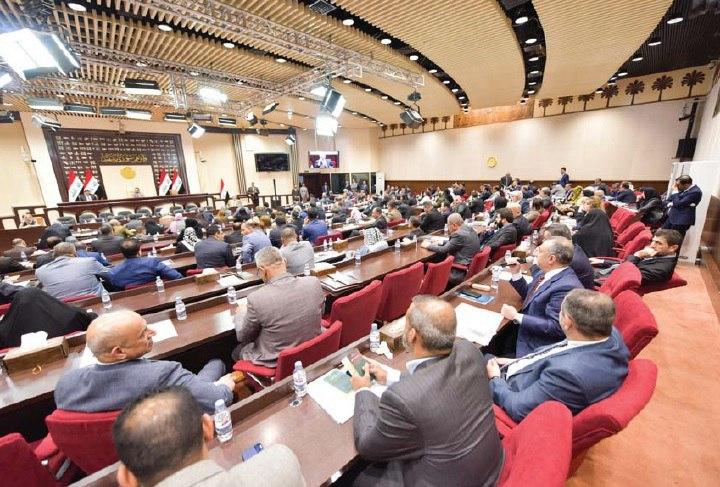 وصول المنهاج الحكومي الى رئاسة البرلمان