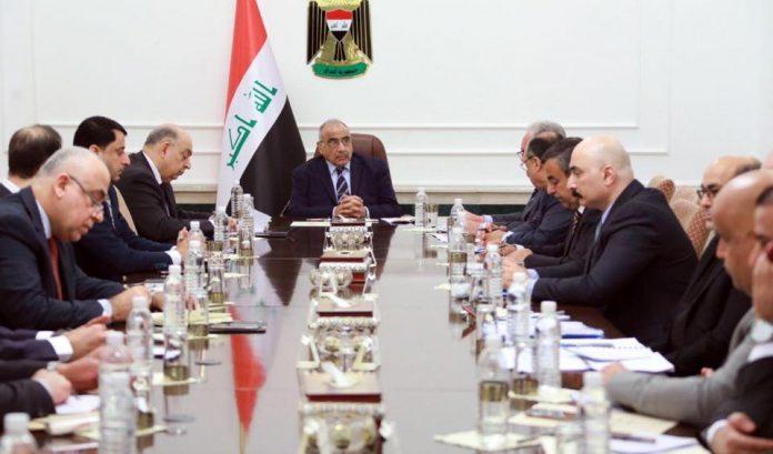 عبد المهددي: اوامر قبض بحق 11 وزيرا بتهم الفساد