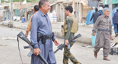 نوايا كندية لتسليح مقاتلي البيشمركة الأكراد في العراق؟؟