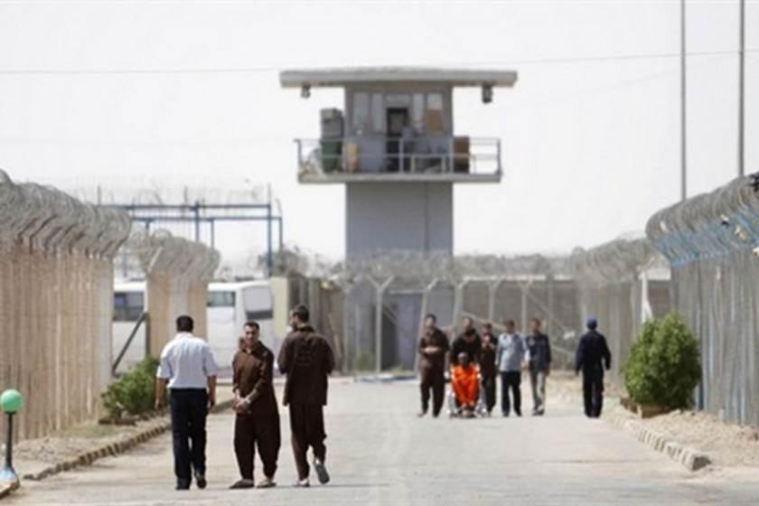 تنفيذ حكم الاعدام بحق 40 ارهابيا في سجن الحوت بمحافظة ذي قار