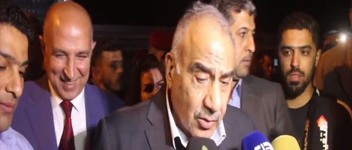 عبد المهدي يطالب البرلمان رسميا باقالة العاكوب ومحاسبته